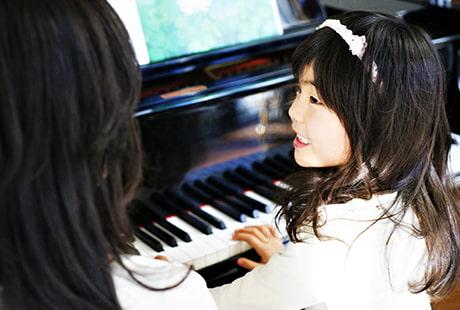 ピアノを通じて、生きる力を養う