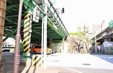 千駄ヶ谷駅  からのアクセス