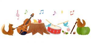 東京・新宿のピアノ教室|東京ルクスピアノ教室|ピアノ講師コラム|子どものためのソルフェージュの多彩な楽器のイメージ