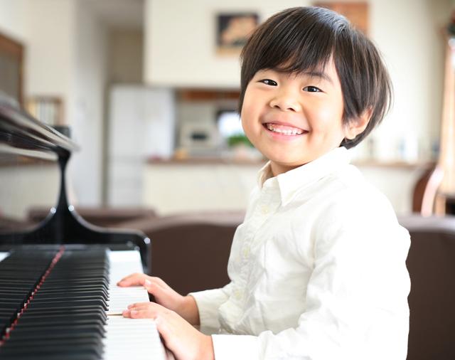 ピアノで培われるチカラと心の成長について